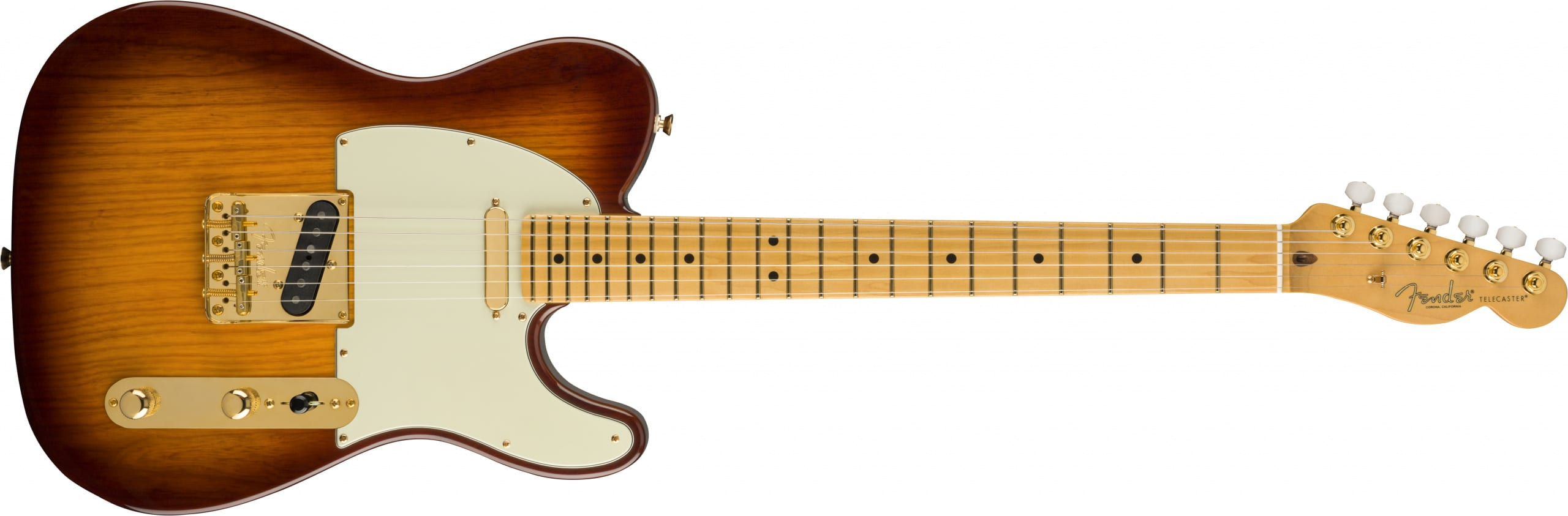 75th Anniversary Bourbon Burst Tele