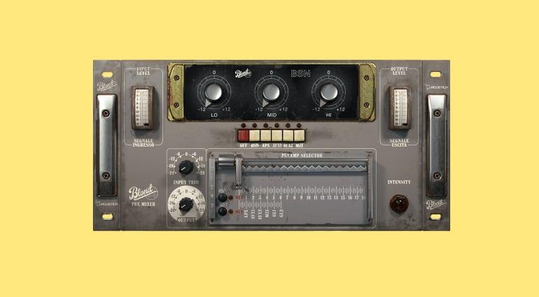 Acustica Audio Blond