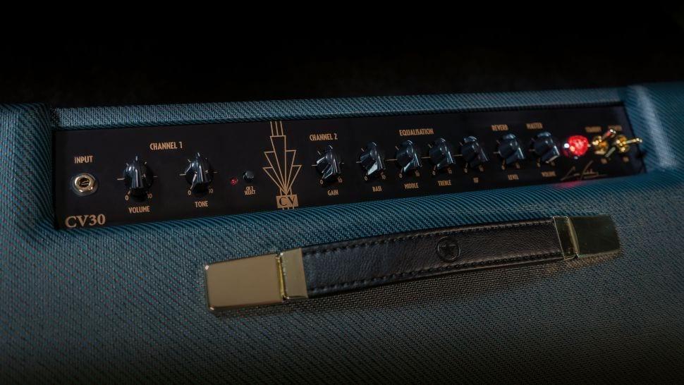NAMM 2021: Carmen Vandenberg has a new Blackstar CV30 signature combo