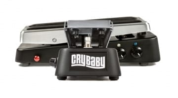 Dunlop double-inductor Custom Badass Cry Baby wah