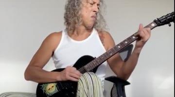 ESP Kirk Hammett KH-3 Spider Eclipse