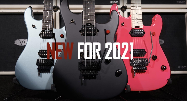 EVH 5150 2021 lineup announced