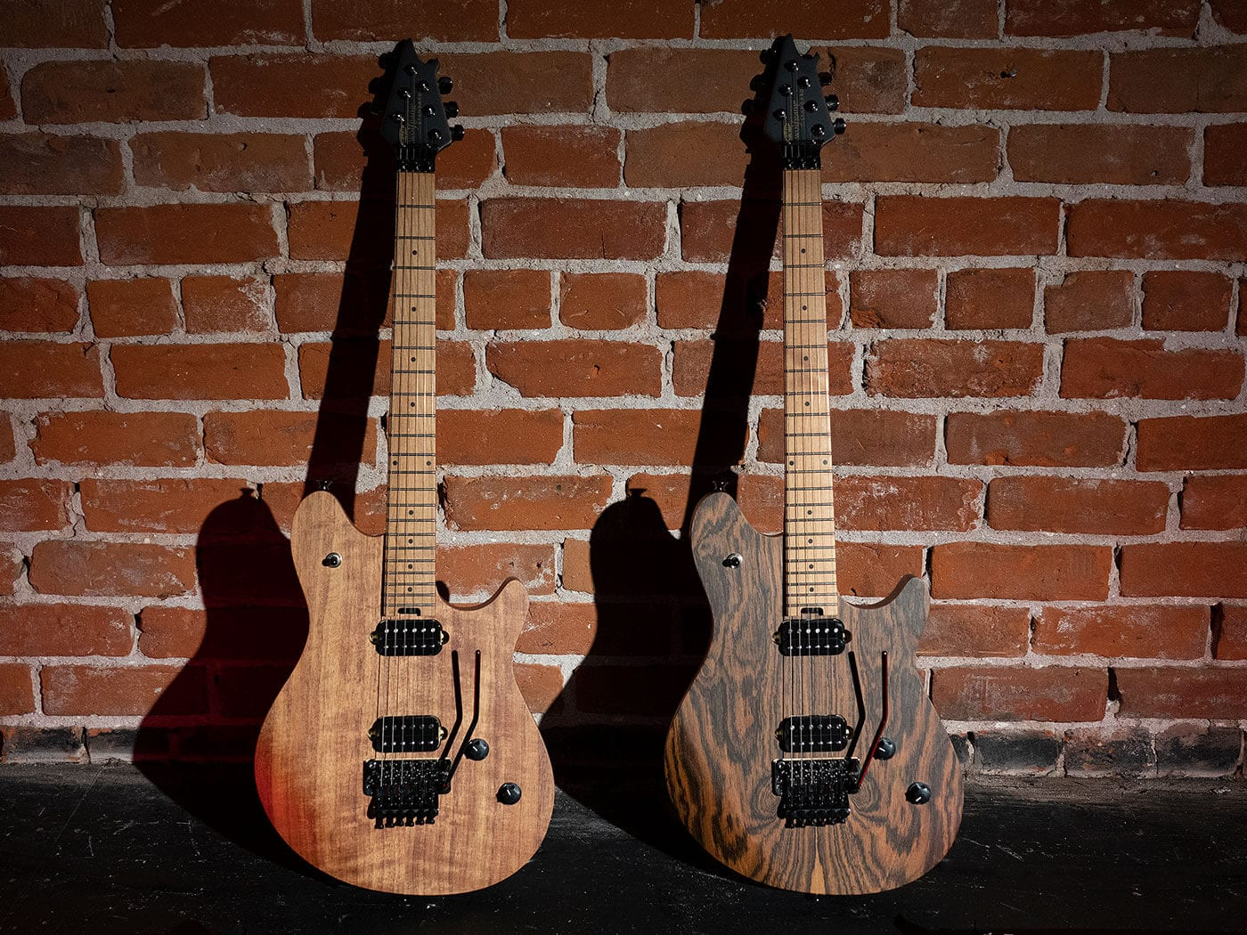 EVH Wolfgang in Wolfgang WG Standardand these are being offered in Exotic Bocote and Exotic Koa
