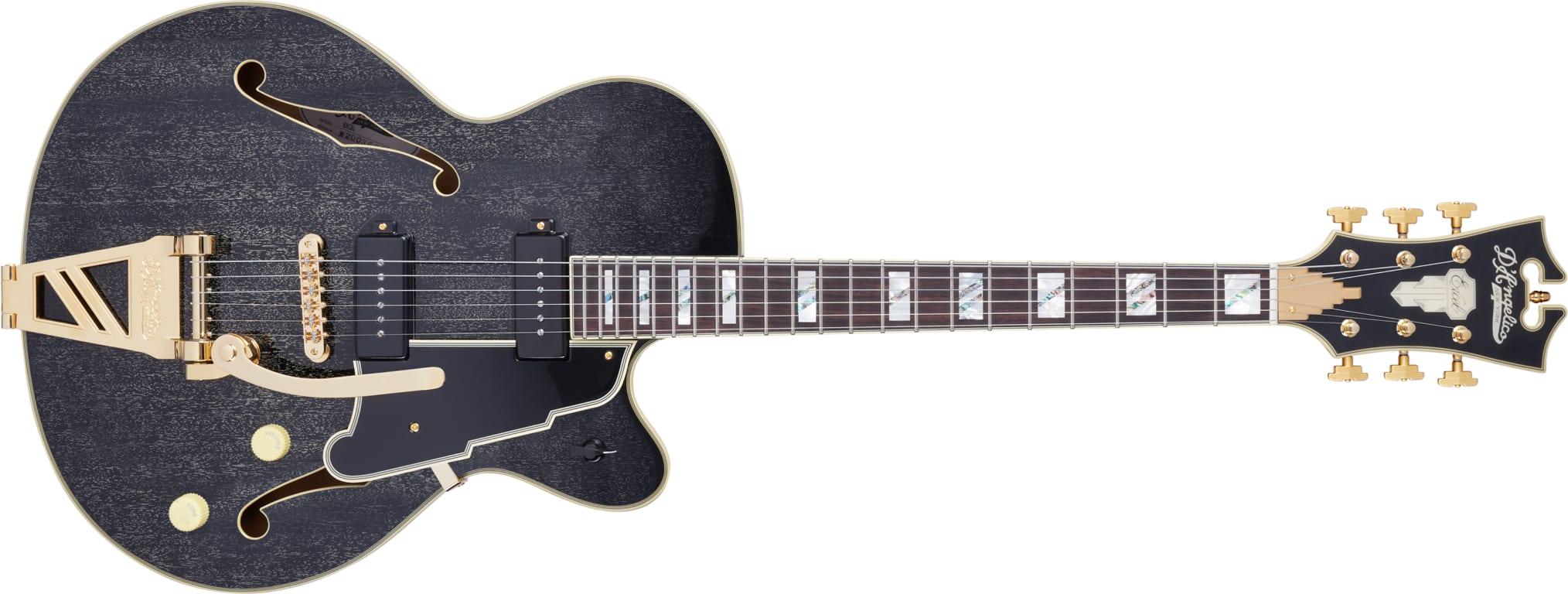 D'Angelico Guitars Excel '59 Black Dog