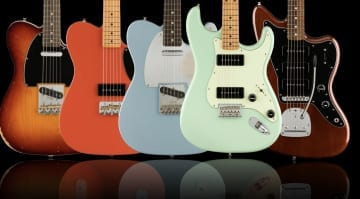 Fender 2021 Noventa Series and Road Worn Signature models leak