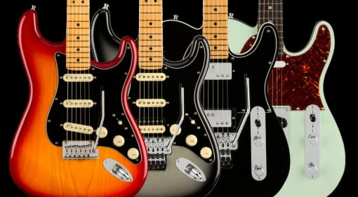 Fender American Ultra Luxe Series NAMM 2021