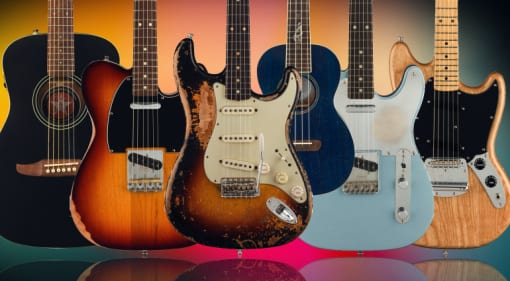 Fender Artist Signature Series 2021
