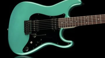 Fender Boxer Stratocaster HH - a blast from the past