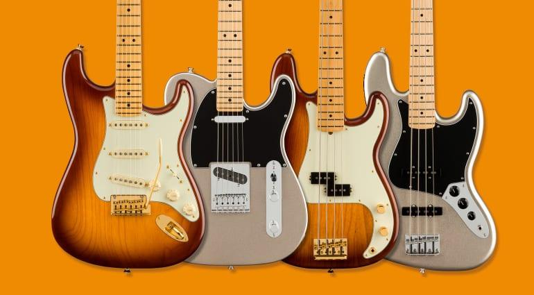 Fender Commemorative 75th Anniversary