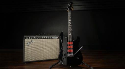 Fender Custom Shop Ron Thorn Mustang inspired '69 Strat