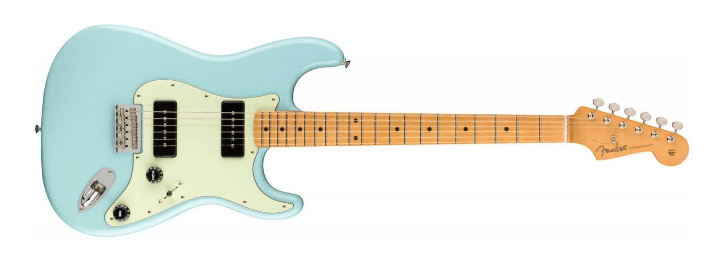 Fender Noventa Stratocaster Daphne Blue