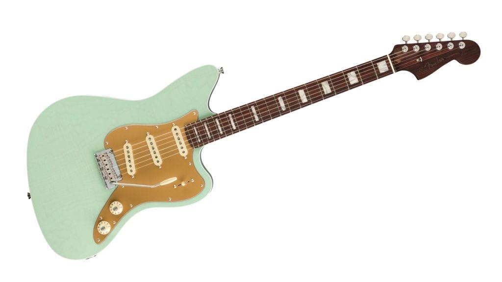 Fender Parallel Universe Vol II Strat Jazz Deluxe