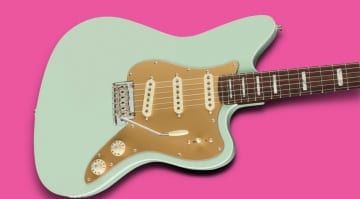 Fender Parallel Universe Vol II unleashes Strat Jazz Deluxe