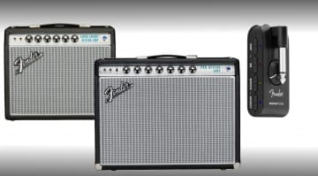 New Fender amps for 2021