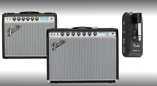 New Fender amps for 2021