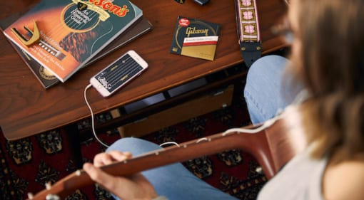 Gibson App for your smart device