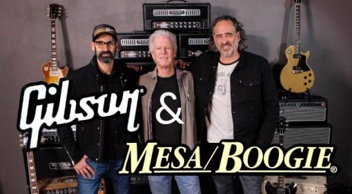 Gibson Buys Mesa Boogie