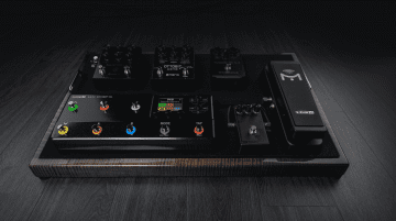 Leaked new Line 6 HX Stomp XL pedalboard