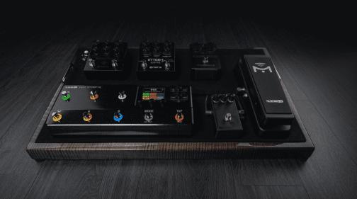 Leaked new Line 6 HX Stomp XL pedalboard