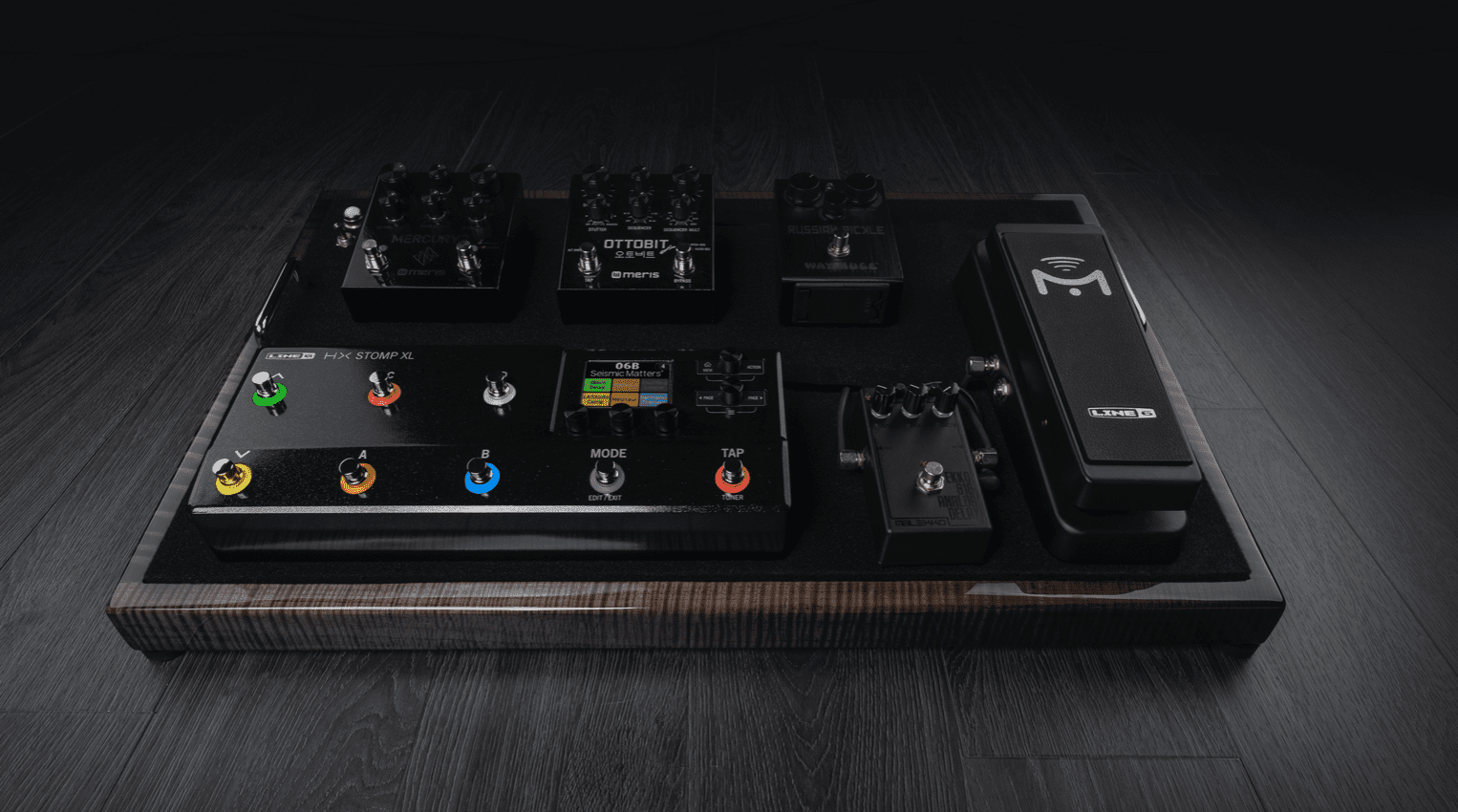 Leak: Is Line 6 about to drop the HX Stomp XL? - gearnews.com