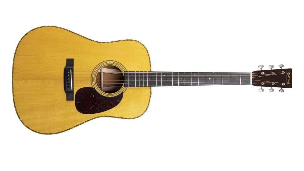 Martin David Gilmour D-35 6-string