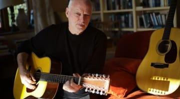 Martin David Gilmour signature models