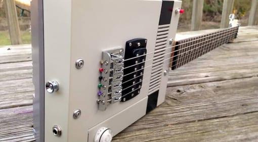 Modorro NES Guitar Facebook scam