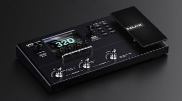 NUX MG-30 multi-effects:modeller