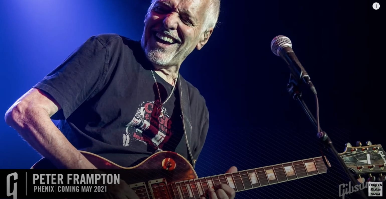 Peter Frampton Gibson Phenix