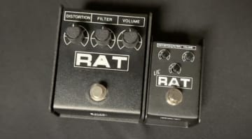 ProCo Lil Rat pedal