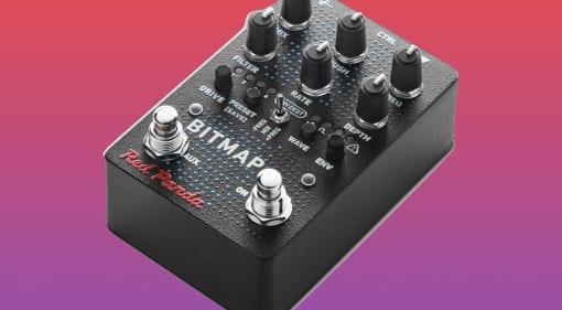 Red Panda Bitmap 2 Bit crusher pedal