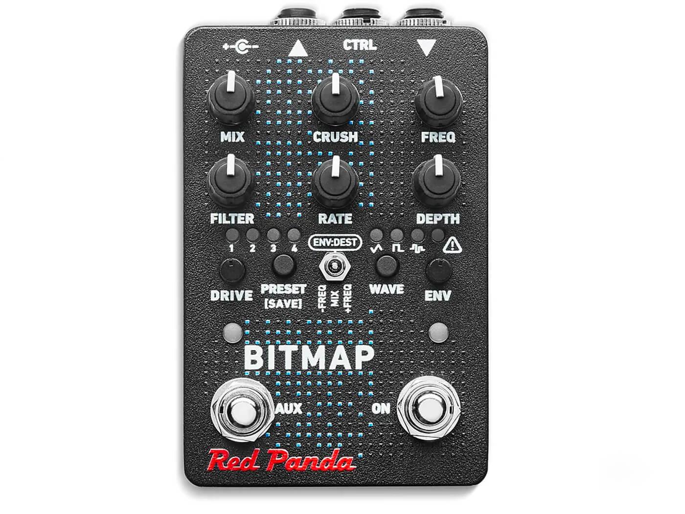Red Panda Bitmap 2 Bit crusher stompbox