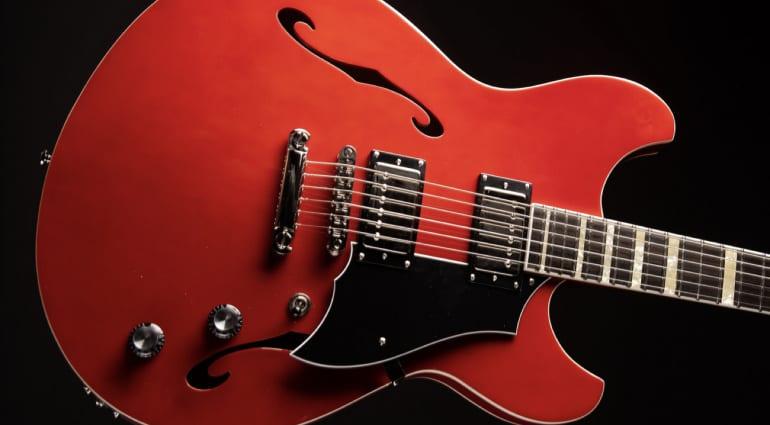Rivolta Guitars Regata II