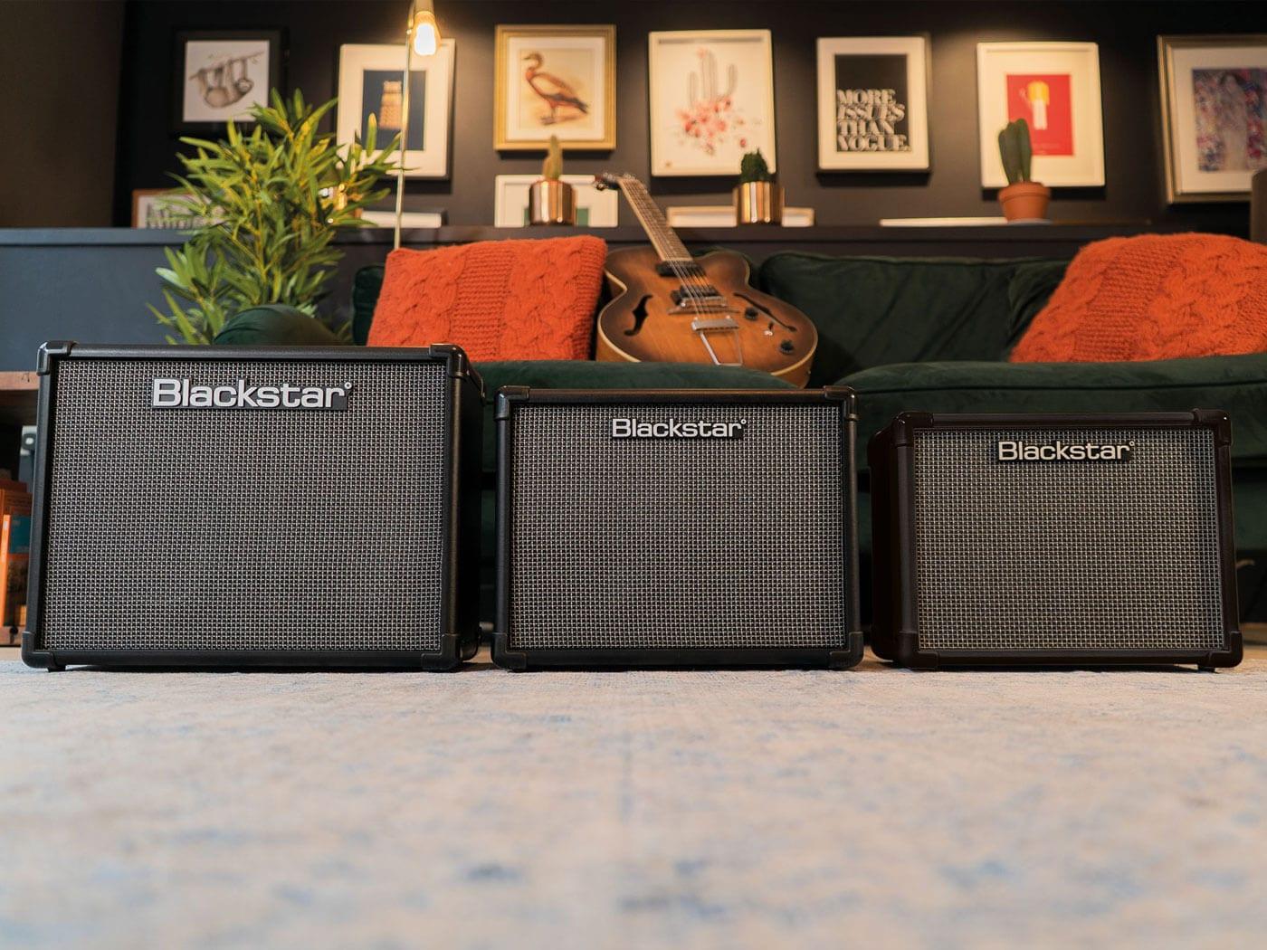 Blackstar ID:Core V3 Stereo 10 V3, Stereo 20 V3 and Stereo 40 V3