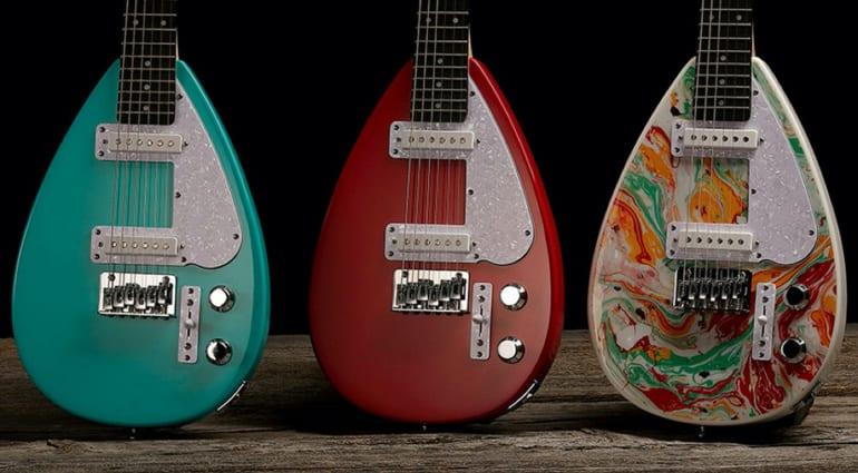 Vox Mark III Mini Guitar for NAMM 2021jpg