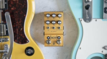 Walrus Audio ACS1 pedal