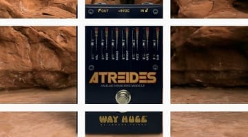 Way Huge Atreides Analog Weirding Module