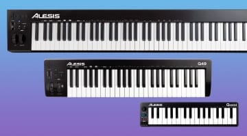 Alesis Q series keyboard controllers