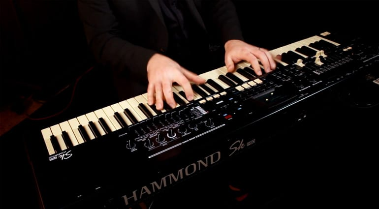 Hammond Sk Pro