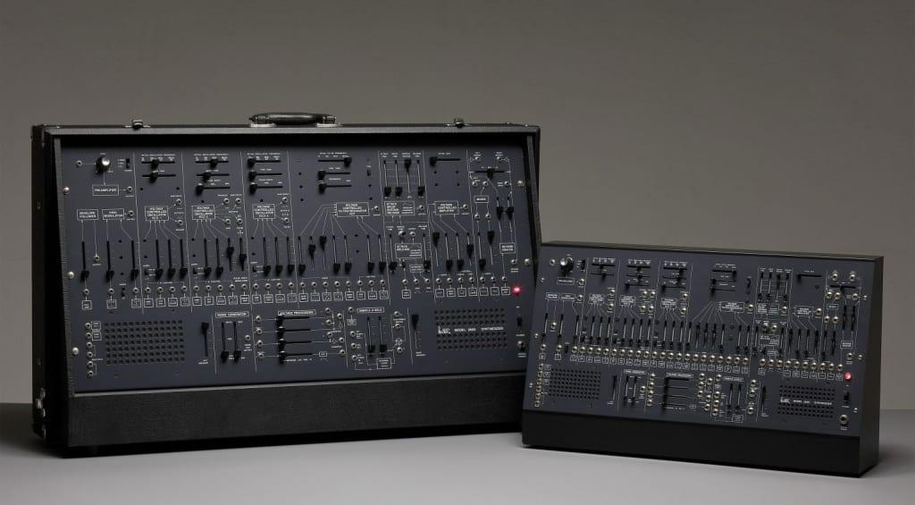 Korg ARP 2600 FS and M