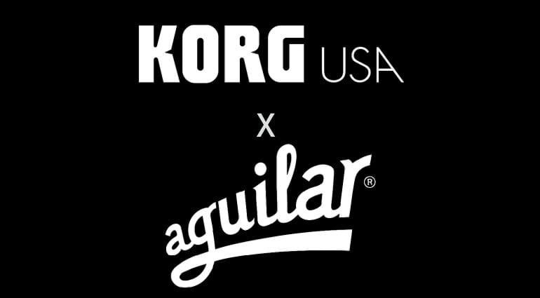 Korg USA acquires Aguilar Amplification