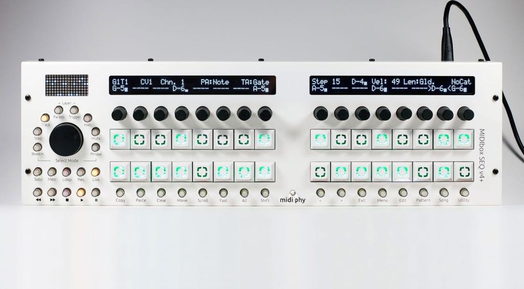 Midiphy MBSEQ V4+