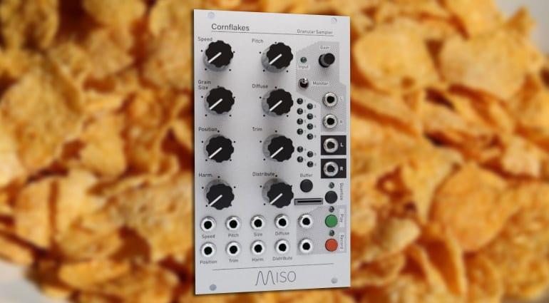 Miso Cornflakes