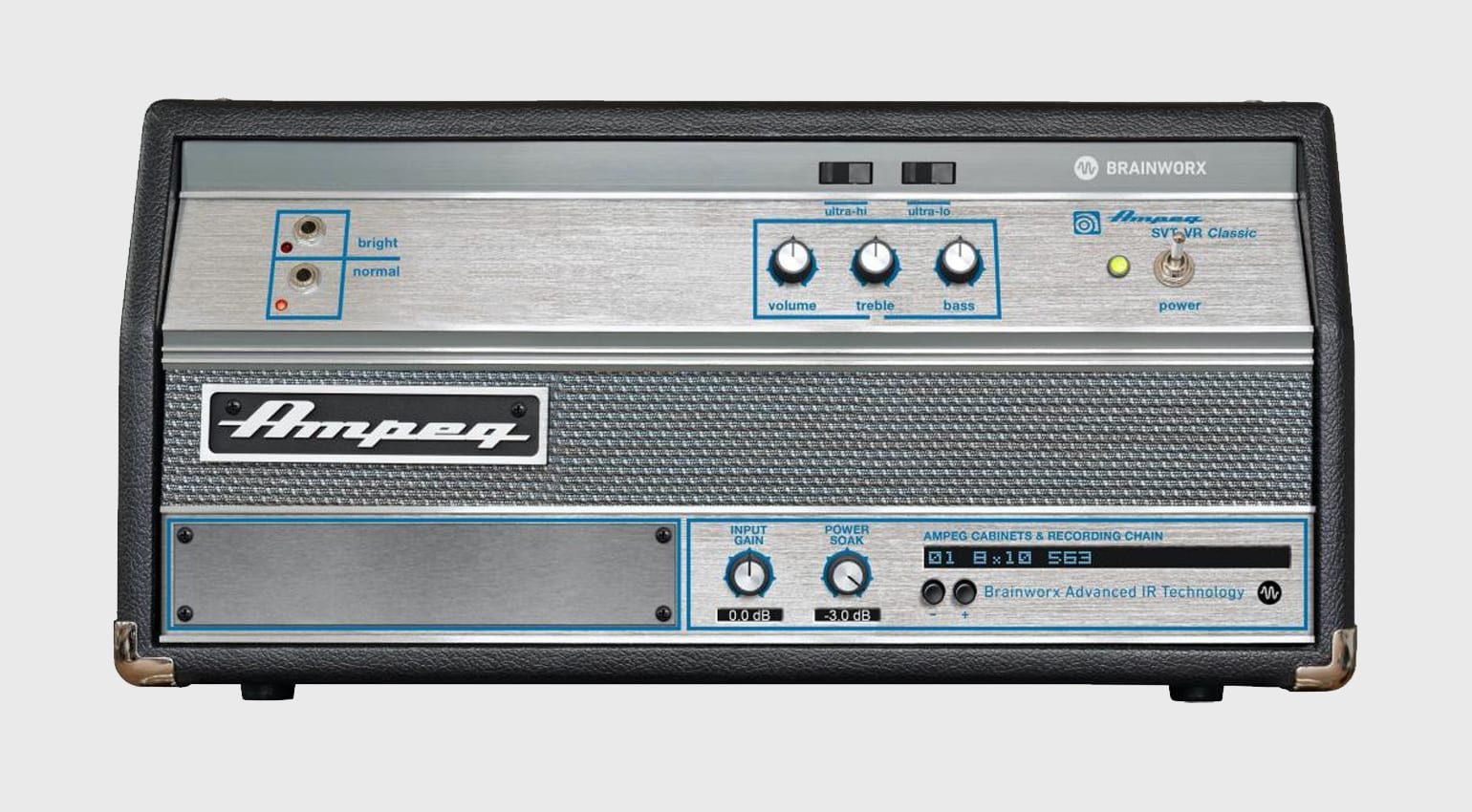 Plugin Alliance Ampeg SVT-VR Classic