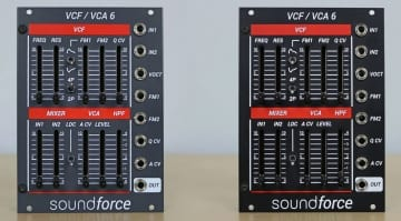 Soundforce VCF/VCA 6