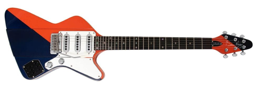 Brian May Guitars Arielle now officially released