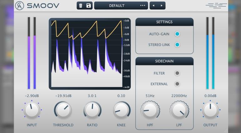 Caelum Audio Smoov compressor