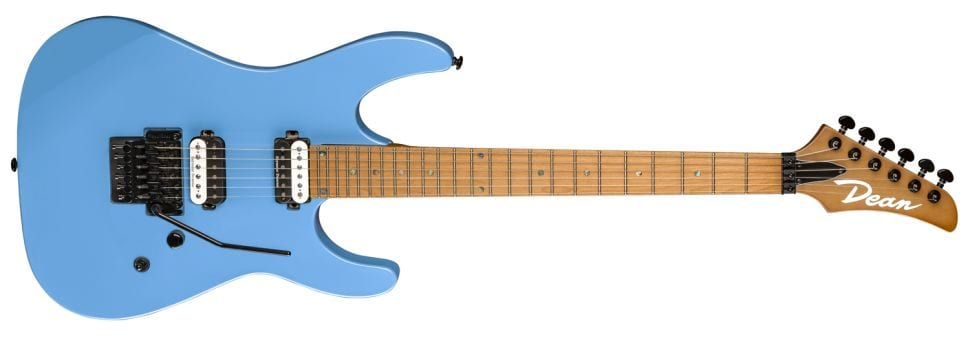 Dean MD 24 Floyd Vintage Blue