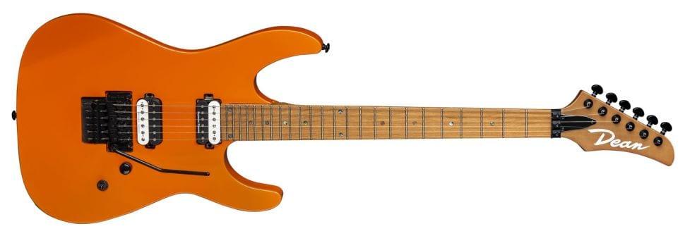 Dean MD 24 Floyd Vintage Orange