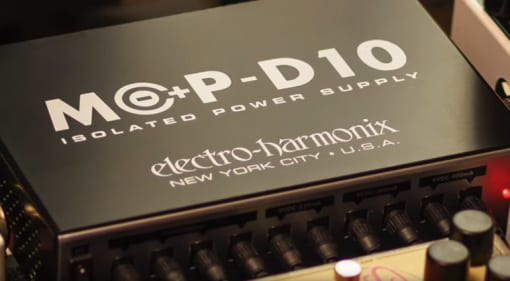 Electro-Harmonix MOP-D10 power supply